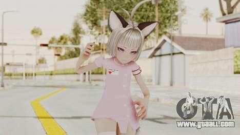 Tera Online Elin Girl Nurse for GTA San Andreas