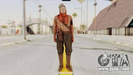 MGSV Phantom Pain Ocelot Mother Base for GTA San Andreas second screenshot