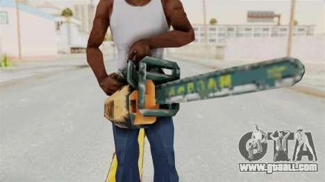 Metal Slug Weapon 8 for GTA San Andreas third screenshot