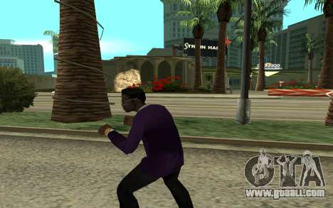 Jizzy for GTA San Andreas third screenshot