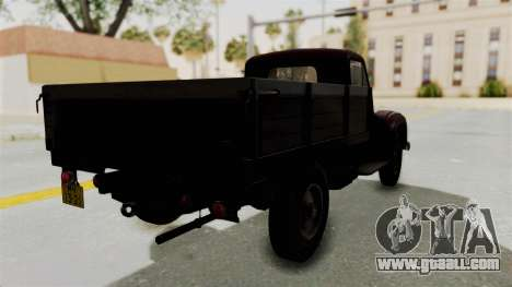 UAZ-300 IVF for GTA San Andreas left view