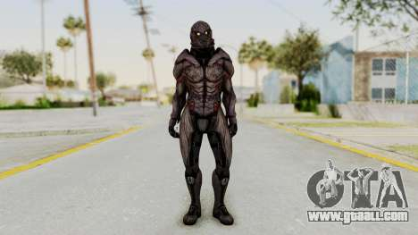 Mass Effect 3 Collector Male Armor for GTA San Andreas second screenshot
