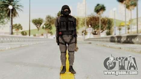 MGSV Phantom Pain Cipher XOF Afghanistan for GTA San Andreas second screenshot