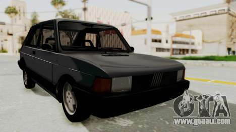 Fiat 147 Spazio TR for GTA San Andreas left view