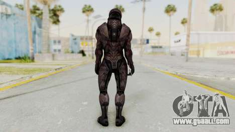 Mass Effect 3 Collector Male Armor for GTA San Andreas third screenshot