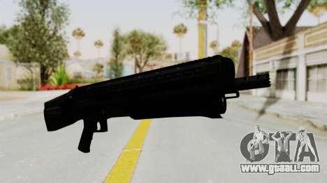 UTAS for GTA San Andreas