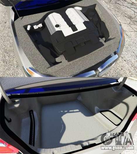 BMW 750Li xDrive (G12) 2016 for GTA 5