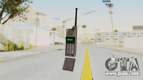 Metal Slug Weapon 7 for GTA San Andreas second screenshot