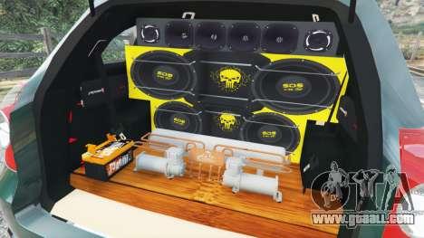 Chevrolet Captiva 2010 for GTA 5