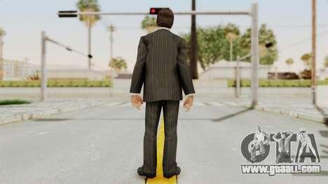 Scarface Tony Montana Suit v2 for GTA San Andreas third screenshot