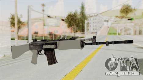 IOFB INSAS Grey for GTA San Andreas