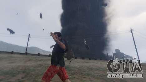 GTA 5 Tornado Script 1.1 fourth screenshot