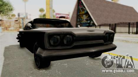 Voodoo Limited Edition for GTA San Andreas right view