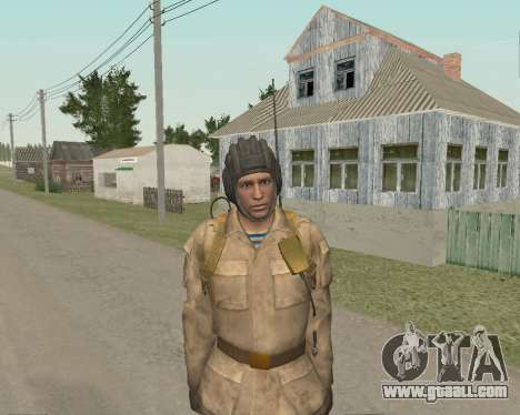 Soviet soldiers for GTA San Andreas