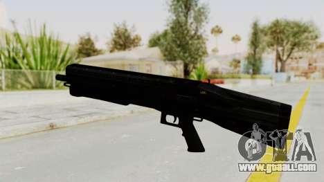 UTAS for GTA San Andreas second screenshot