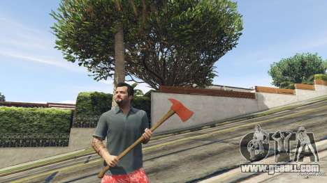 GTA 5 Weapon Variety 0.9