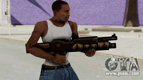 Metal Slug Weapon 1 for GTA San Andreas