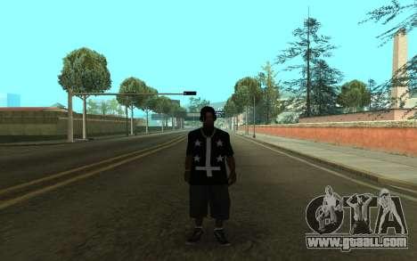 Grove Gang Skin for GTA San Andreas