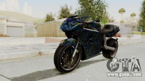 FCR-900 Stunt for GTA San Andreas