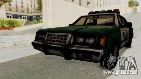 GTA VC Police Car for GTA San Andreas