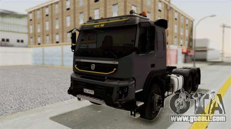 Volvo FMX Euro 5 6x4 for GTA San Andreas