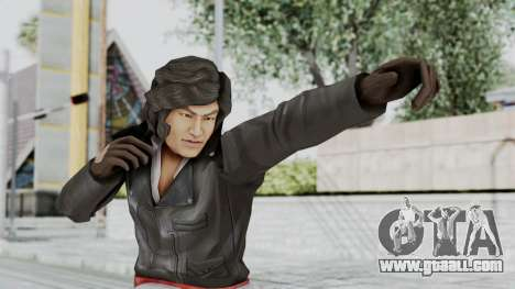 Takeshi Hongo for GTA San Andreas
