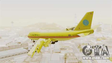 Boeing 747-200 Trans San Andreas Air for GTA San Andreas left view