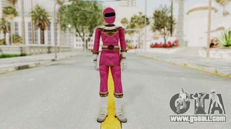 Power Ranger Zeo - Pink for GTA San Andreas second screenshot