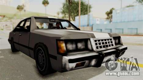 Stanier Turbo for GTA San Andreas
