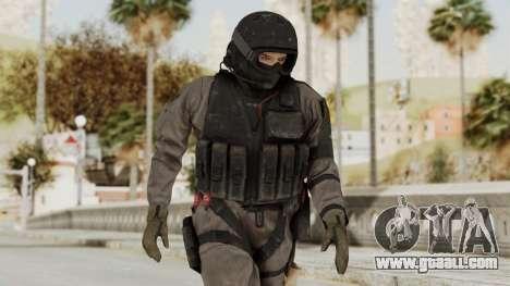 MGSV Phantom Pain Cipher XOF Afghanistan for GTA San Andreas
