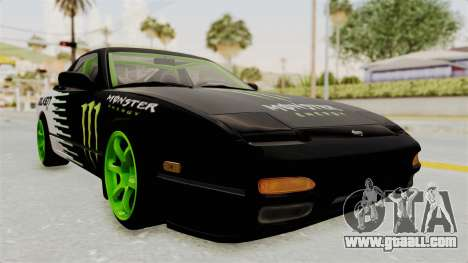 Nissan 240SX Drift Monster Energy Falken for GTA San Andreas