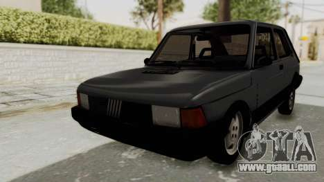 Fiat 147 Spazio TR for GTA San Andreas