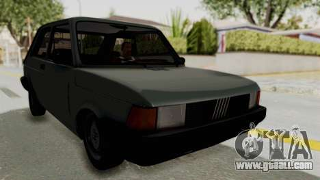 Fiat 147 Vivace for GTA San Andreas
