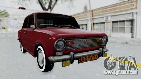 Tofas Murat 124 for GTA San Andreas