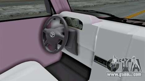 Toyota Kijang Grand Nico.Y Itasha for GTA San Andreas inner view