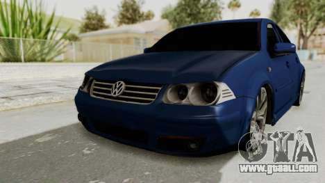 Volkswagen Bora 1.8T for GTA San Andreas
