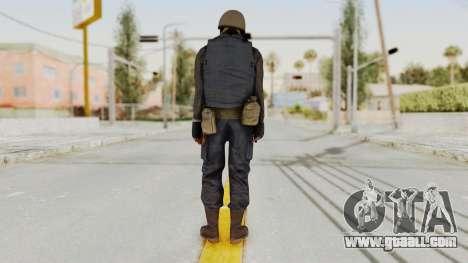 MGSV Phantom Pain RC Soldier Vest v2 for GTA San Andreas third screenshot