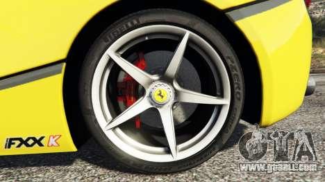 Ferrari LaFerrari for GTA 5