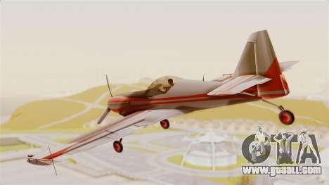 Zlin Z-50 LS Classic for GTA San Andreas left view