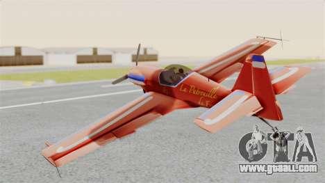 Zlin Z-50 LS v3 for GTA San Andreas left view