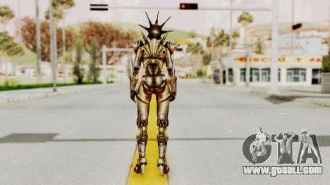 UT2004 The Corrupt - Enigma for GTA San Andreas third screenshot