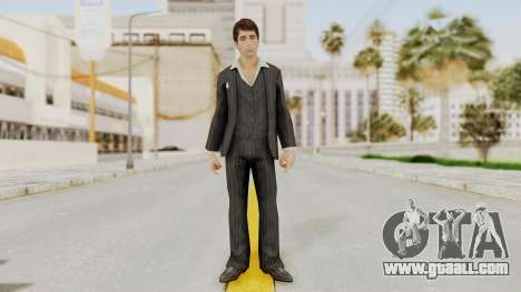 Scarface Tony Montana Suit v2 for GTA San Andreas second screenshot