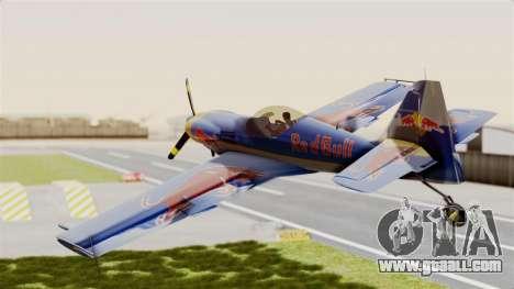 Zlin Z-50 LS Redbull for GTA San Andreas right view