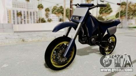New Sanchez v1 for GTA San Andreas
