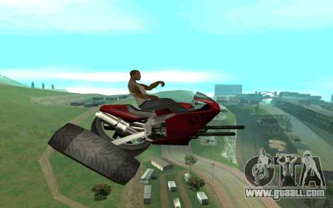 FCR HF for GTA San Andreas