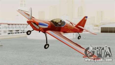 Zlin Z-50 LS v3 for GTA San Andreas