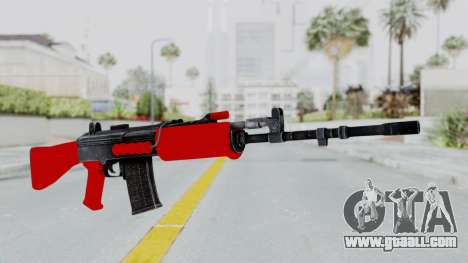 IOFB INSAS Red for GTA San Andreas
