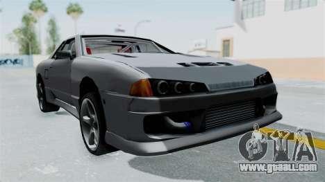 Elegy v2 for GTA San Andreas