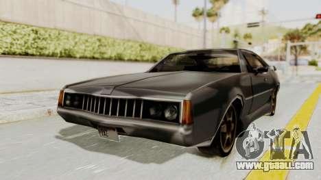Clover Tunable for GTA San Andreas