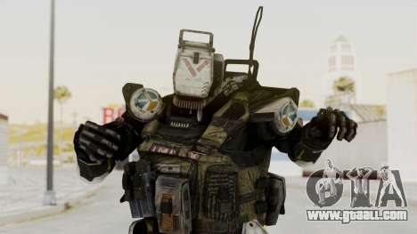 TitanFall Spectre for GTA San Andreas